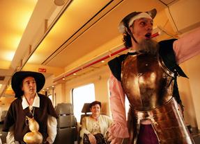 El Tren de Cervantes inicia su temporada de otoño el próximo sábado