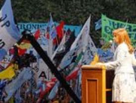Lea el discurso de la presidenta en la Plaza de Mayo