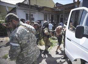 Ucrania empeora: 49 militares mueren en un atentado de los rebeldes rusos contra un avión