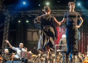 Korrontzi suma al folklore vasco los sonidos orquestales en su original y maravilloso 'Symphonic Bilbon'