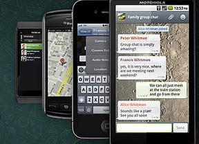 WhatsApp para Android lanza sus tarifas planas para 3 y 5 años