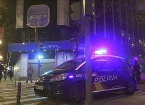 La policía descubrió durante el registro de Génova 13 que los correos de Lapuerta y Páez habían sido borrados