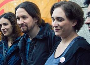 'Ganemos Barcelona' consigue que concurran juntos a las urnas Podemos e Izquierda Unida (ICV)