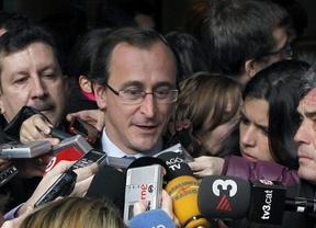 El PP echa un 'jarro de agua fría' a Amaiur: no podrá tener grupo propio