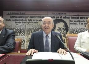 Fernández Ordóñez acusa al Gobierno de no dejarle explicar su versión sobre Bankia