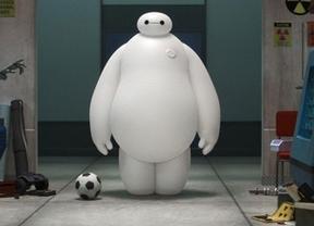 Cartelera: Un robot gigante se convierte en la nueva estrella de Disney con 'Big Hero 6'