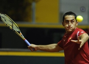 Copa Davis: el dobles ya espera dar la puntilla a Kazajistán en la heladera de Oviedo