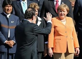 Merkel vuelve a reñir a Rajoy: lo que tiene que hacer España es ser más competitiva
