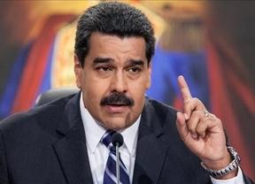 Maduro acusa a la clase pol�tica y econ�mica de Espa�a de tener