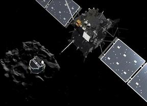 La sonda Philae se separa de Rosetta y aterriza con éxito en el cometa