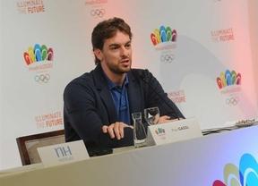 Pau Gasol lo tiene muy claro: Madrid 2020 es una