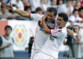 El Mallorca consigue salvarse gracias a un empate ante el Osasuna (2-2) a base de penaltis