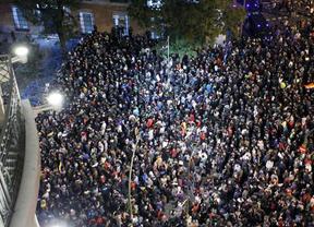 29-S: Cerca de 5.000 personas vuelven a concentrarse en la plaza de Neptuno contra los recortes
