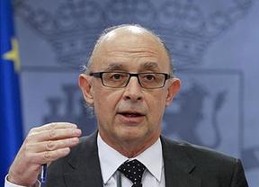 Montoro arriesga y afirma que el reto es cumplir con los compromisos de déficit con Europa