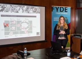 FYDE-CajaCanarias premia proyectos de emprendedores sobre artículos de baño, aprendizaje musical y búsqueda de cursos