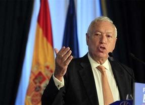 Margallo rechaza un 'referéndum pactado' en Cataluña y avisa de las consecuencias de la separación
