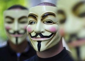 Anonymous da la cara buena y ataca webs de pornografía infantil