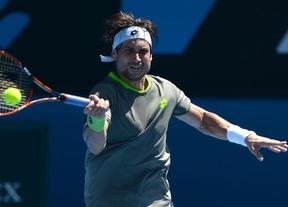 Cara y cruz en Australia: David Ferrer sufre pero gana y Pablo Andújar cae tras apuntarse el primer set