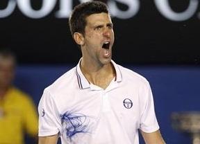 Djokovic arrasa en Australia y vence a Nadal tras un intenso partido ( 5-7, 6-4, 6-2, 6-7(5) y 7-5)