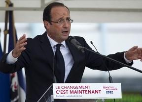 Felicitaciones a Hollande por su victoria