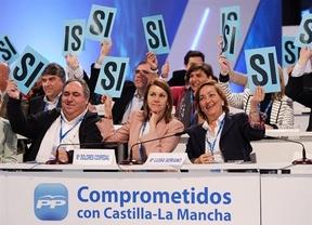 Cospedal 'asienta' su poder: reelegida presidenta en Castilla-La Mancha por el 98,8%