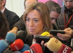 Chacón se convierte en Carme(n): asistirá a la Diada del lado de los anti-independentistas de Societat Civil Catalana