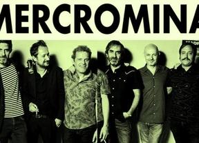 Vuelve uno de los míticos grupos del rock español: Mercromina se suben al escenario del Joy Eslava