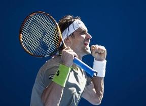 Ferrer remonta y destroza a Mayer para llegar a cuartos: 6-7 (5), 7-5, 6-2 y 6-1