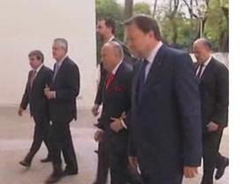El Príncipe anima a 'plantar cara con más eficacia' a la violencia y corrupción