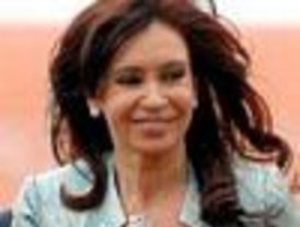 Cristina pone en marcha las sesiones ordinarias del Congreso