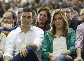 Pedro Sánchez lanza un guiño a Susana Díaz:
