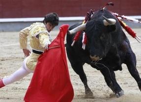 San Isidro 2014: Del Álamo, que cortó una oreja y dejó una grata impresión, confirma que se postula para figura