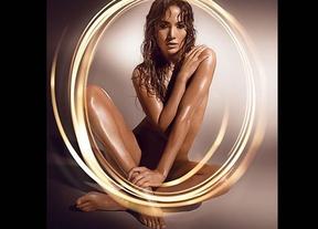 Jennifer Lopez se desnuda para promocionar su nueva fragancia