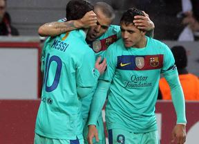 Potencia versus estilo: Bayern y Barça, primer asalto en el camino a la finalísima de Wembley