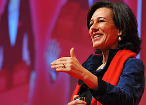 El Banco Santander disuelve su Consejo Asesor Internacional, donde se sentaba Rodrigo Rato