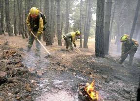 Los recortes agravan las consecuencias de los incendios, según UGT-Castilla-La Mancha