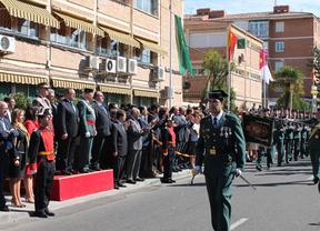 La Guardia Civil entra en el debate sobre el Estado de las Autonomías el día de su patrona