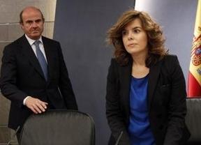 ¿Llegará pronto la primera crisis de Gobierno de Rajoy? Soraya Sáenz ya asume el poder económico