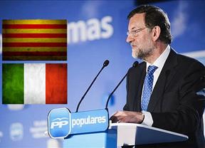España se resiste al rescate imponiéndose al contagio de Italia y el secesionismo catalán