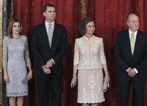 Los 'Christmas' de la Familia Real de este año serán en 'petit comité'