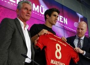 Ni IVA ni IRPF: Javi Martínez y su nuevo club, el Bayern, no tienen que pagar ninguno de estos impuestos