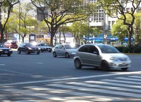 Los españoles reducen el uso del coche por la crisis y ya hacen menos de 10.000 kilómetros al año
