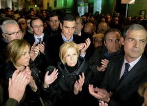 Manifestaciones de repulsa al atentado a 'Charlie Hebdo' en París, Madrid o Berlín