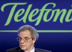 Telefónica gana un 53,9% menos por los ajustes para Telco, el consorcio en el que participa