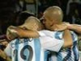 Argentina goleó a México con autoridad y el domingo enfrentará a Brasil en la final de la Copa América