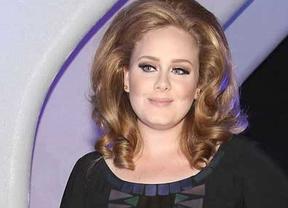 Adele, la chica del corazón roto y la voz imponente, mira al futuro con ilusión