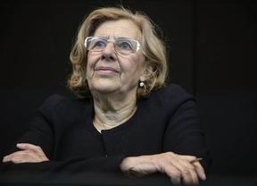 Carmena recoge el guante del cara a cara con Aguirre