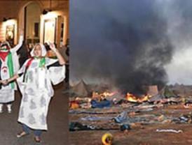 Saharauis y cooperantes españoles denuncian genocidio y tortura; Marruecos, injerencias de Rajoy