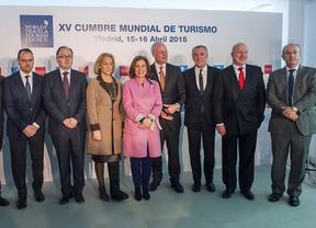 Madrid, de nuevo capital mundial del turismo como sede del 'Davos' de la industria
