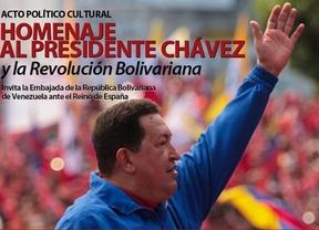 Chávez también tendrá su homenaje en España